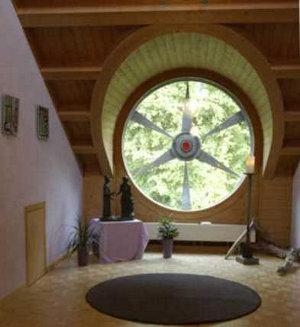 Fantastisch Meditationsraum